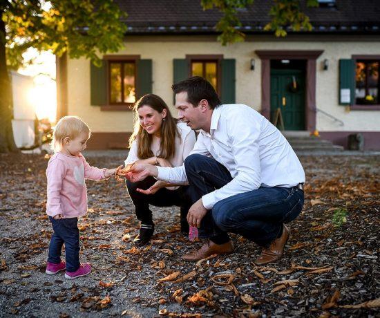 Herbstbilder Familie Karlsruhe Fotograf
