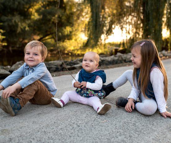 herstshooting Kinder Fotograf Karlsruhe