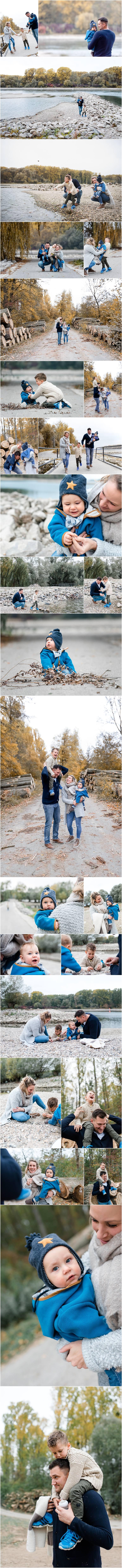 Herbst Familienshooting Karlsruhe